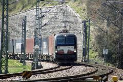 Eisenbahn rund um Schaffhausen