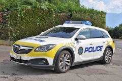 Association Police Lavaux (VD) - Opel Inisgnia A Cports Tourer