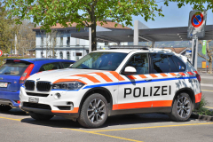 Gepo Richterswil (ZH) - BMW X5 F15