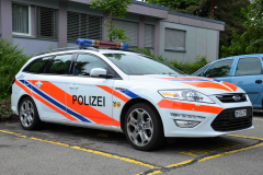 Gepo Volketswil (ZH) - Ford Mondeo Turnier