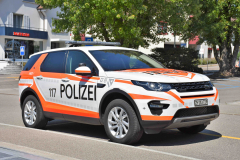 Gepo Zollikon (ZH) - Land Rover Discovery 5