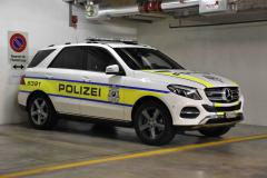 Gepo Zumikon (ZH) - Mercedes M-Klasse W166