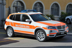 Militärpolizei - BMW X3 F25