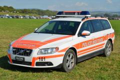 Militärpolizei - Volvo V70