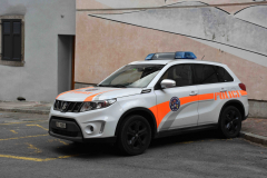 Police Intercommunale du Salentin (VS) - Suzuki Vitara