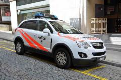 Police Municipale Ville de Porrentruy (JU) - Opel Antara