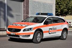 Police Municpale Monthey (VS) - Volvo V60