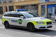 Police Nord Vaudois (VD) - Volvo V70