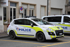 Police Nyon Region (VD) - Peugeot 3008