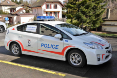 Police Ouest Lausanneois (VD) - Toyota Prius