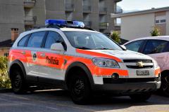 Polizia Ceresio Nord (TI) - Chevrolet Captiva