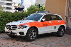 Polizia Ceresio Sud (TI) - Mercedes GLC