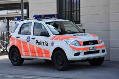 Polizia Stabio (TI) - Daihatsu Terios