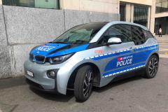 SBB Transportpolizei - BMW i3 I01