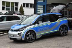 Stapo Adliswil (ZH) - BMW i3 I01
