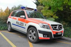 Stapo Schlieren (ZH) - Mercedes GLK320