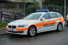 Stapo St. Gallen (SG) - BMW 5er Touring F11