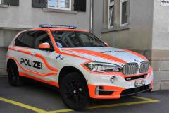 Stapo Wädenswil (ZH) - BMW X5 F15
