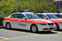 Stapo Zürich (ZH) - BMW 530i E60