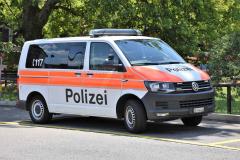 Stapo Zürich (ZH) - VW T6