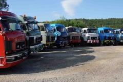 Treffen Schweizerischer Nutzfahrzeuge Thayngen 2015