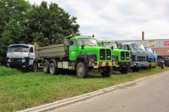 Treffen Schweizerischer Nutzfahrzeuge Thayngen 2019